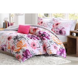 Olivia Pink Comforter Set