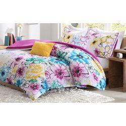 Itelligent Design Olivia Blue Comforter Set