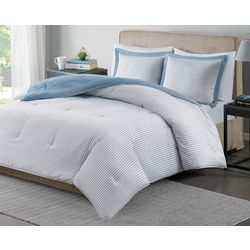 Madison Park Essentials Hayden Reversible Comforter Set