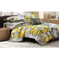 Mi Zone Allison Reversible Coverlet Set