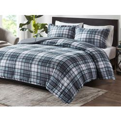Madison Park Essentials Parkston 3M Scotchgard Comforter Set