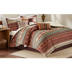 Madison Park Taos Spice 7-pc. Comforter Set