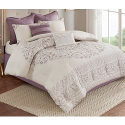 Madison Park Elise 8-pc. Printed Comforter Set