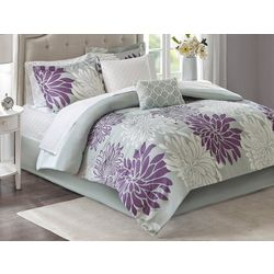 Madison Park Essentials Maible Comforter & Sheet Set