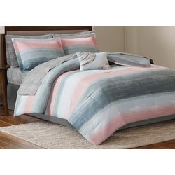 Madison Park Essentials Saben Comforter & Sheet Set