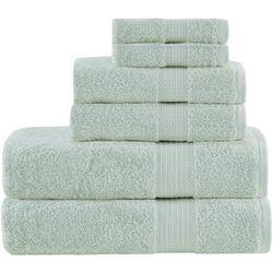 Madison Park 6-pc. Organic Cotton Towel Set
