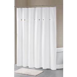 Finley Waffle Weave Shower Curtain