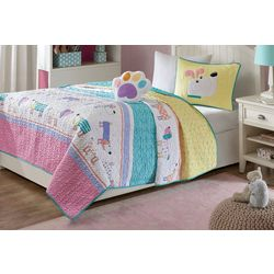 Mi Zone Kids Milo Coverlet Set