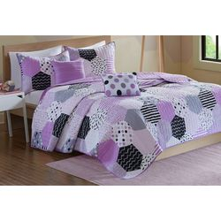 Urban Habitat Kids Trixie Coverlet Set