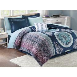 Intelligent Design Loretta Comforter & Sheet Set