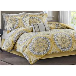 Serenity Comforter and Sheet Set