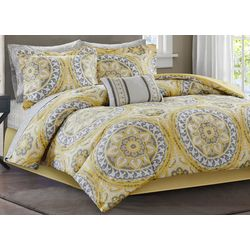 Madison Park Serenity Comforter and Sheet Set