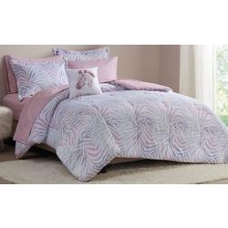 Nisha 8 pc Comforter Set