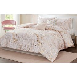 Intelligent Design Rebecca Comforter Set