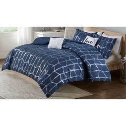 Intelligent Design Raina 5 pc Comforter Set