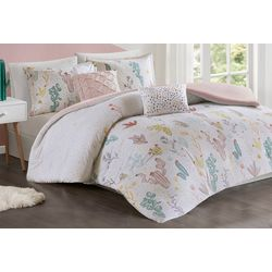 Kids Desert Bloom Duvet Cover Set