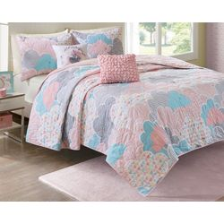Urban Habitat Kids Cloud Coverlet Set