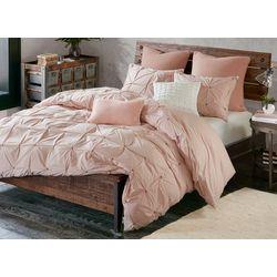 Ink & Ivy Masie Blush 3-pc. Comforter Set