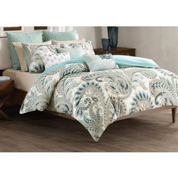Ink & Ivy Mira Cotton Duvet Cover Set