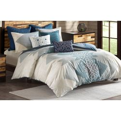 Ink & Ivy Nova Duvet Cover Set