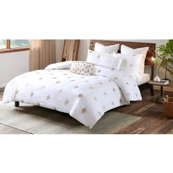 Ink & Ivy Stella Dot Duvet Cover Set