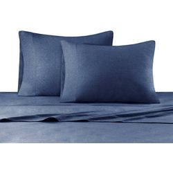 Ink + Ivy All Season Heathered Sheet Set