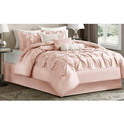 Madison Park Laurel 7-pc. Tufted Comforter Set