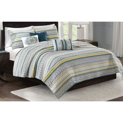 Madison Park Mercia 6-pc. Coverlet Set