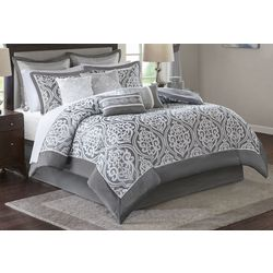 Madison Park Jordan 24-pc. Room In A Bag Comforter Set