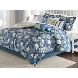 Madison Park Cape Cod 7-pc. Comforter Set