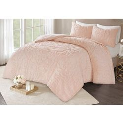 Madison Park Laetitia Tufted Medallion Comforter Set