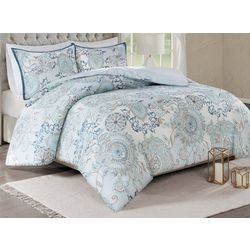 Madison Park Isla 3-pc. Duvet Set