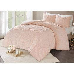 Madison Park Laetitia Medallion Duvet Set