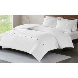 Madison Park Finley 3-pc. Duvet Cover Set