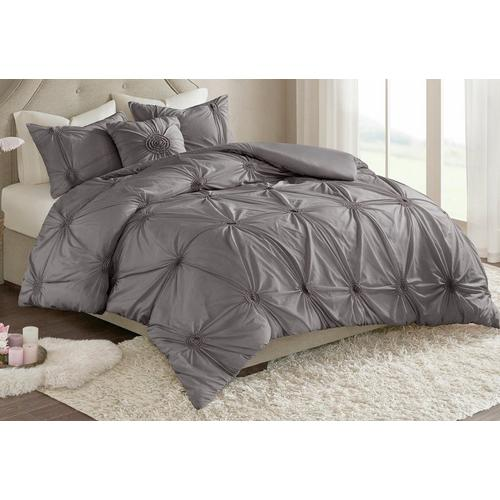Madison Park Leila 4 Piece Comforter Set