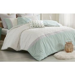 Urban Habitat Myla Ivory 7-pc. Duvet Set