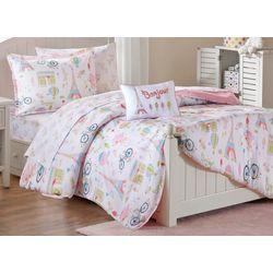 Kids Bonjour Comforter Set