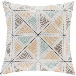 Ink & Ivy Zelda Embroidered Decorative Pillow