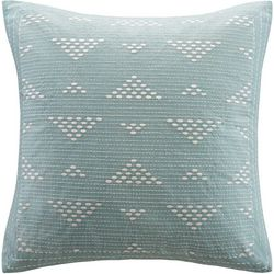 Ink & Ivy Cario Embroidered Decorative Pillow