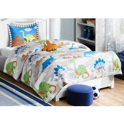 Mi Zone Kids Little Foot Coverlet Set