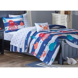 Mi Zone Kids Sealife Comforter Set