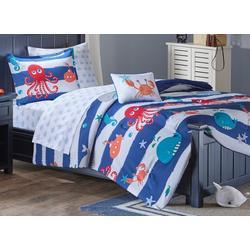 Kids Sealife Comforter Set