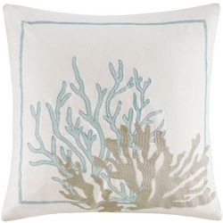 Harbor House Cannon Beach Square Decorative Pillow
