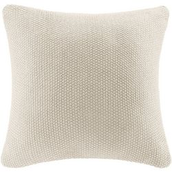 Ink & Ivy Bree Knit Square Decorative Pillow