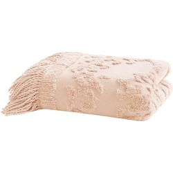 Madison Park Cotton Tufted Throw