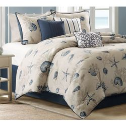 Madison Park Bayside 6-pc. Duvet Cover Set