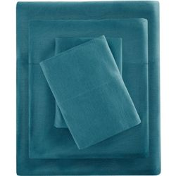 Intelligent Design Cotton Blend Jersey Knit Sheet Set