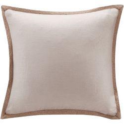 Madison Park Linen Square Decorative Pillow