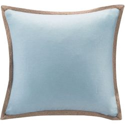 Madison Park Linen Square Decorative Pillow