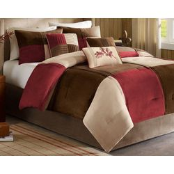 Madison Park Jackson Blocks 7-pc. Comforter Set